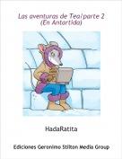 HadaRatita - Las aventuras de Tea/parte 2 (En Antartida)