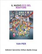VAN-PIER - IL NUOVO ECO DEL RODITORE