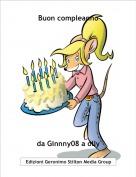 da Ginnny08 a olly - Buon compleanno