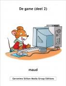 maud - De game (deel 2)