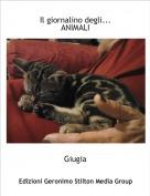 Giugia - Il giornalino degli...ANIMALI