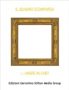--->MADE IN FABY - IL QUADRO SCOMPARSO