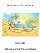 maria rata - Un dia en una isla desierta