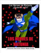 Señor Roquefort - Los Heroes de Ratonia¿Quieres salir?