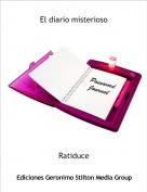 Ratiduce - El diario misterioso