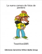 Teastilton2005 - La nueva camara de fotos de pandora