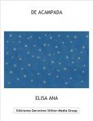 ELISA ANA - DE ACAMPADA