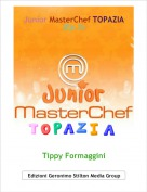 Tippy Formaggini - Junior MasterChef TOPAZIA(Ep.3)