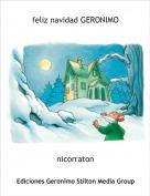 nicorraton - feliz navidad GERONIMO