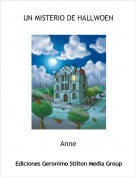 Anne - UN MISTERIO DE HALLWOEN