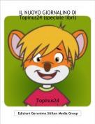 Topinus24 - IL NUOVO GIORNALINO DI Topinus24 (speciale libri)