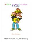 Dondolona - Il diario segreto di Pandoradell'estate