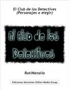 RatiNatalia - El Club de los Detectives(Personajes a elegir)
