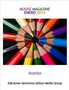Arenita - MOUSE MAGAZINE ENERO 2014