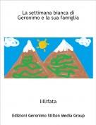 lillifata - La settimana bianca di Geronimo e la sua famiglia