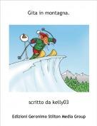 scritto da kelly03 - Gita in montagna.