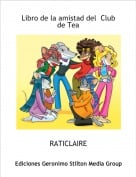 RATICLAIRE - Libro de la amistad del  Club de Tea