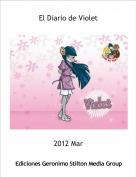 2012 Mar - El Diario de Violet
