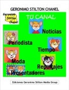 Cuen - GERONIMO STILTON CHANEL