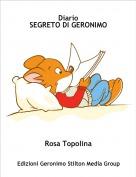 Rosa Topolina - Diario SEGRETO DI GERONIMO