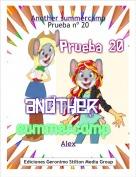 Alex - Another summercampPrueba nº 20