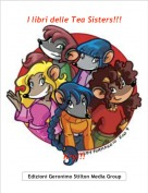 Kry!!! - I libri delle Tea Sisters!!!