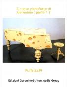 Puffetta39 - Il nuovo pianoforte di Geronimo ( parte 1 )