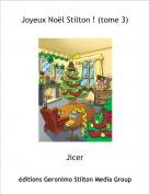 Jicer - Joyeux Noël Stilton ! (tome 3)