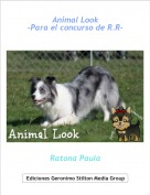 Ratona Paula - Animal Look-Para el concurso de R.R-