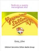 Giuly_L0ve - Dedicato a questo meraviglioso sito!