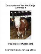 Piepelientje Muizenberg - De Avonturen Van Het KalfjeAnnelies 5