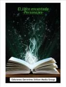 S.R. - El libro encantado-Personajes-