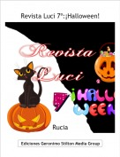 Rucia - Revista Luci 7º:¡Halloween!