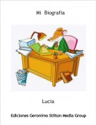 Lucia - Mi  Biografia