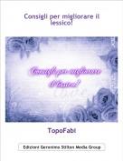 TopoFabi - Consigli per migliorare il lessico!