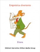 Eliana - Enigmistica divertente