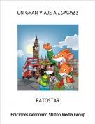 RATOSTAR - UN GRAN VIAJE A LONDRES