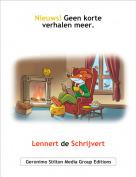 Lennert de Schrijvert - Nieuws! Geen korte verhalen meer.