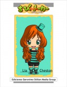 Lia   ^O^   Cheston - Hello
