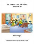 Bibliotopo - Lo strano caso del libro scomparso