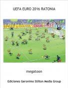 megatoon - UEFA EURO 2016 RATONIA