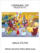 AMALIA STILTON - CAPODANNO, CHE FELICITA'!!!!!