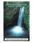TopoFabi!! - Geronimo e l'acqua dellasorgente scomparsa!!
