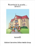 karen05 - Ricomincia la scuola... Driin!!!