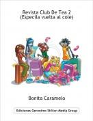 Bonita Caramelo - Revista Club De Tea 2 (Especila vuelta al cole)
