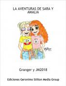 Granger y JM2018 - LA AVENTURAS DE SARA Y AMALIA