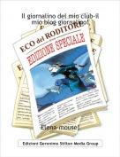 Elena-mouse! - Il giornalino del mio club-il mio blog giornalino!