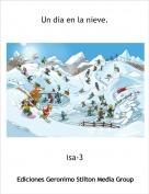 isa-3 - Un día en la nieve.