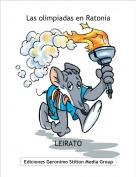 LEIRATO - Las olimpiadas en Ratonia