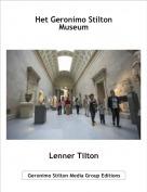 Lenner Tilton - Het Geronimo Stilton Museum